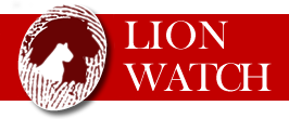 Award for Lion Watch